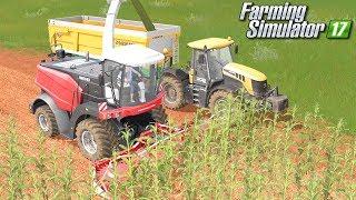 Akcja kukurydza - Farming Simulator 17 [PLATINUM] | #23