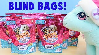 Puppy In My Pocket Blind Bags Series One With Minty Toy Review
