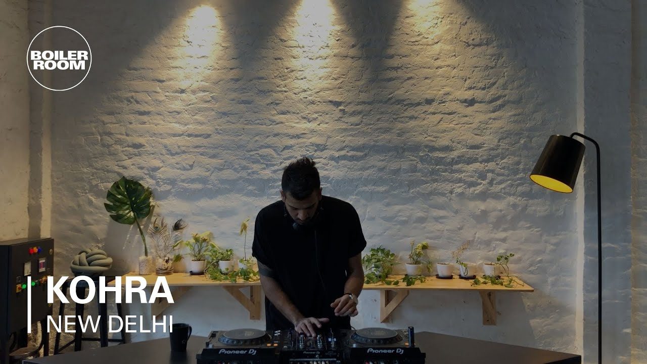 Kohra | Boiler Room: Streaming from Isolation with Wild City