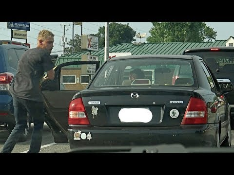 Sneaking Into Peoples Cars Prank