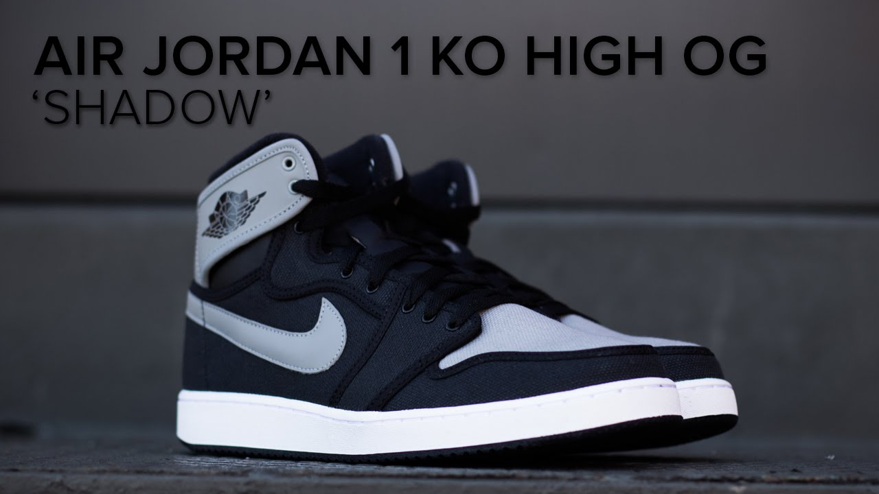 Air Jordan 1 Ko Critiques De Haute Og