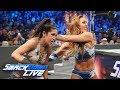 Sasha Banks & Bayley vs. The IIconics: SmackDown LIVE, March 19, 2019