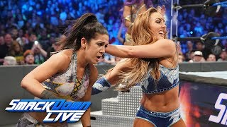 Sasha Banks & Bayley vs. The IIconics: SmackDown LIVE, March 19, 2019