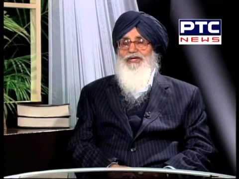 Parkash Singh Badal Interview, CM Punjab, of him on 83rd Birthday ~ Part 1