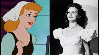 Cinderella (1950) Voice Actors Cast and Characters