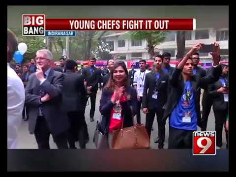 Young Chef Olympiad 2018 - News9