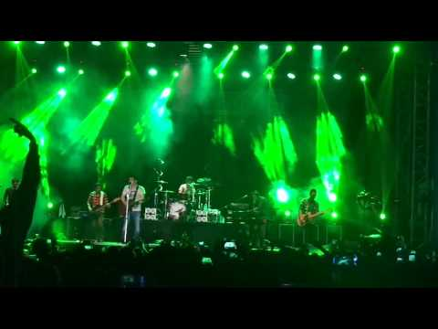 Noah Menunggumu ( Second Chance ) Konser Tour 2015 Djarum GG Mild Yogyakarta
