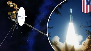 Voyager 40th Anniversary  NASA's Voyager spacecraft still reaching for the stars   TomoNews
