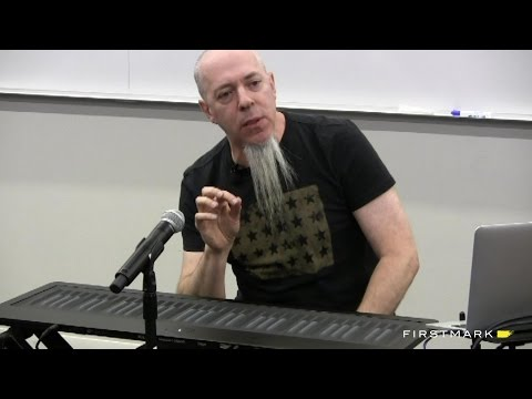 Evolution of the Keyboard // Jordan Rudess, ROLI [Design Driven NYC / FirstMark]