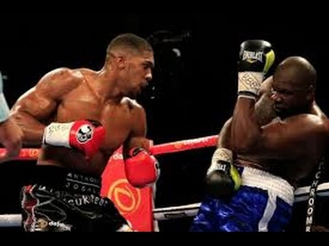 ANTHONY JOSHUA VS KEVIN JOHNSON/BROOK VS GAVIN POST FIGHT LIVE SHOW