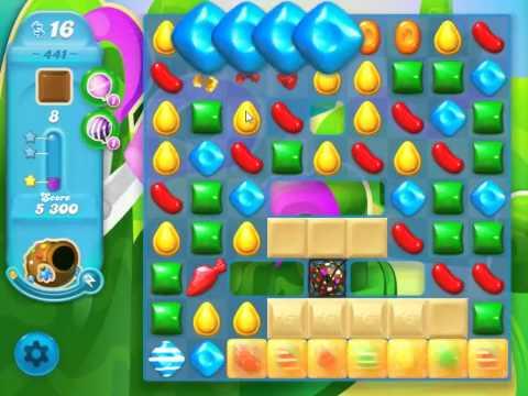 Candy Crush Soda Saga Level 441