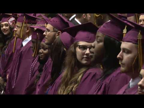 Russell County High School 2018 Graduation