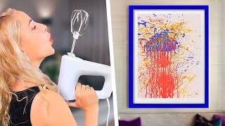 10 Dicas De Desenhos Divertidos Absolutamente Brilhantes / Dicas De Pintura