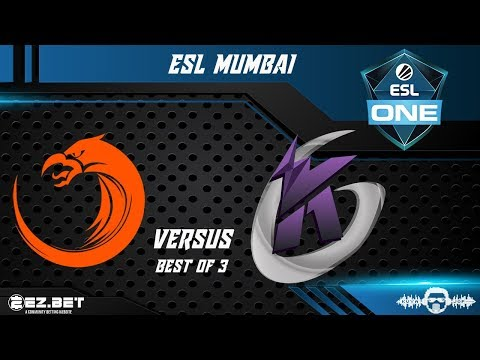 TNC Predator vs Keen Gaming | ESL Mumbai | Best of 3 | Lower Bracket