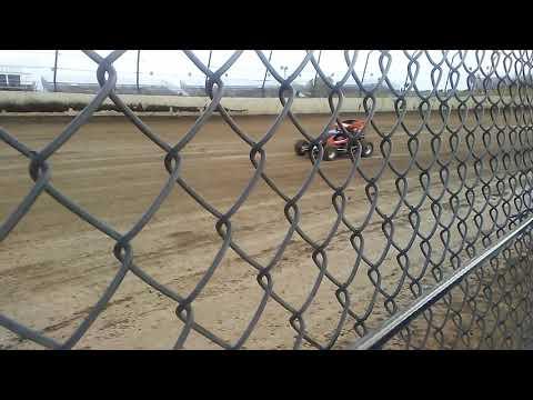 Eldora speedway 4 crown series hot laps pit view!!!