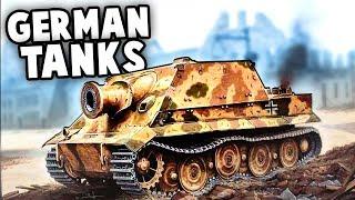 Ze STURMTIGER!  Wunderbar - ALL German Tanks Gameplay in BATTLEFIELD 5 (BFV Gameplay)