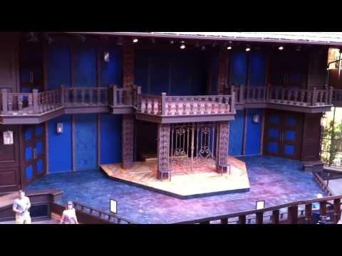 Globe Theatre at SUU campus