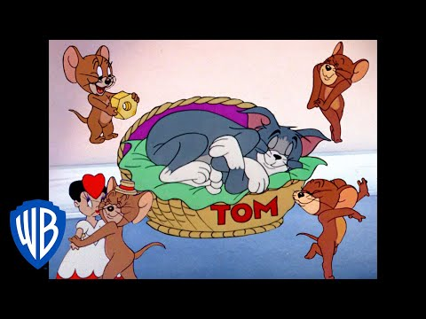 Tom & Jerry | Cheeky Jerry! | Classic Cartoon Compilation | WB Kids