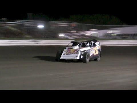 Open Wheel Modifieds Full Program - Volusia Speedway Park 12-6-14