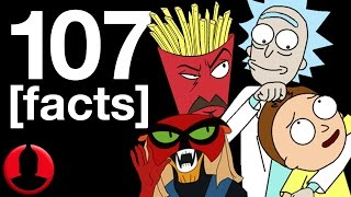 107 Adult Swim Facts (ToonedUp #192) | ChannelFrederator