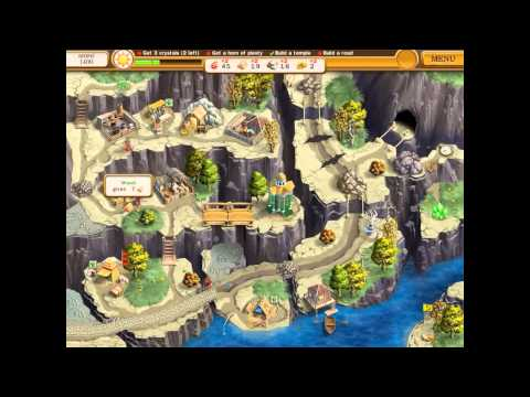 Roads of Rome 2 GamePlay HD level 1 to 4 (episode 1) HD