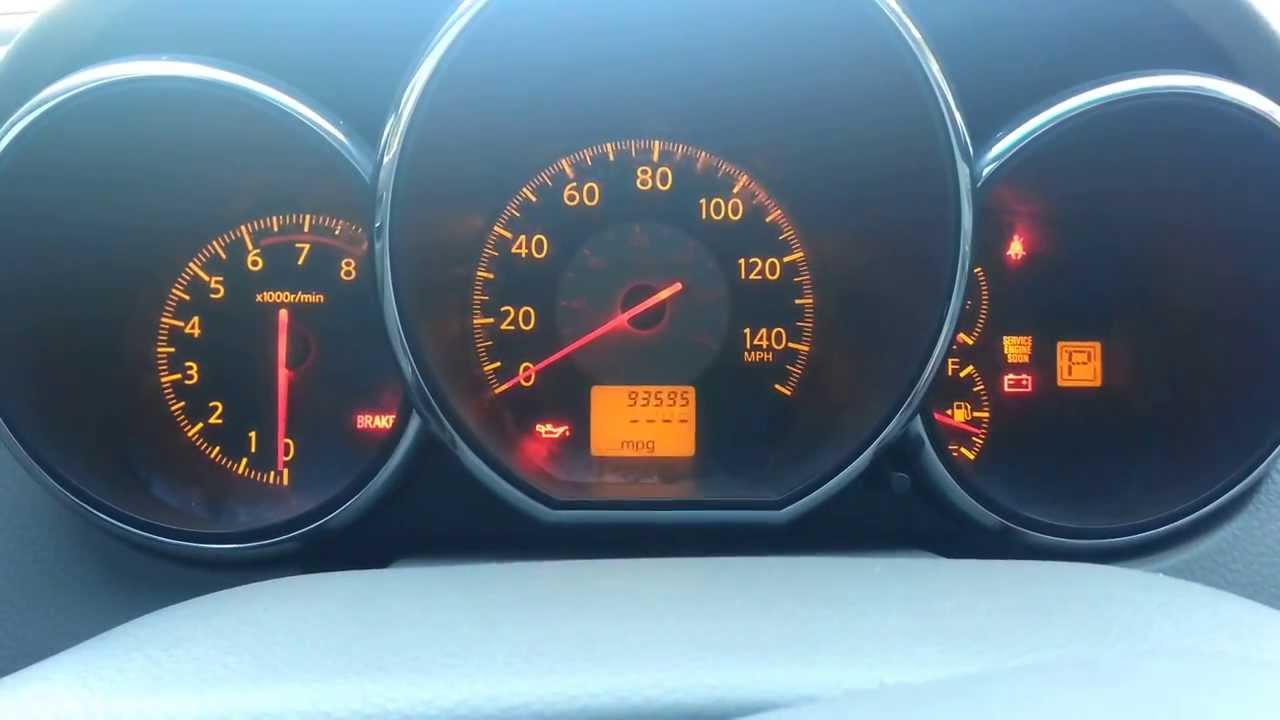 Problema de Encendido Nissan Altima 2006 2.5S Special ...