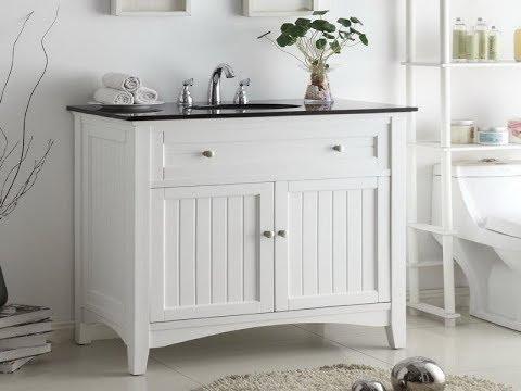 Cottage Style Bathroom Vanity