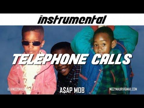 A$AP Rocky  - telephone calls (INSTRUMENTAL) {reprod}