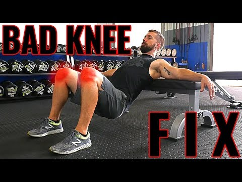 Top 6 Lower Body Exercises for BAD Knees