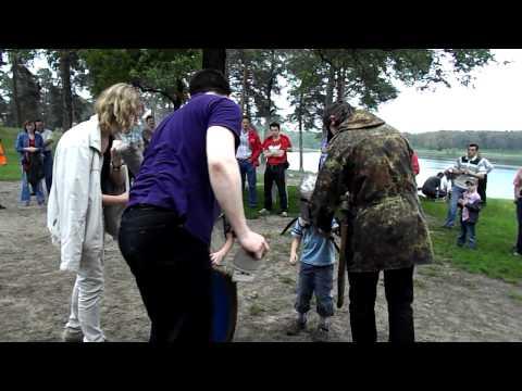 Юные витязи земли Нижегородской