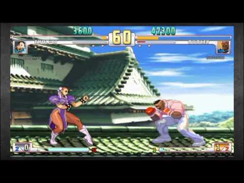 (Strepsiptera) Chun-li vs (bm717252) Dudley