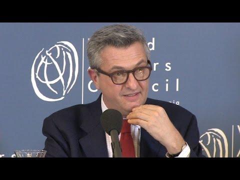 Filippo Grandi: Seeking Refuge: Palestinians in a Changing Middle East