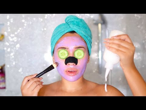 Back To School Pamper Routine!
