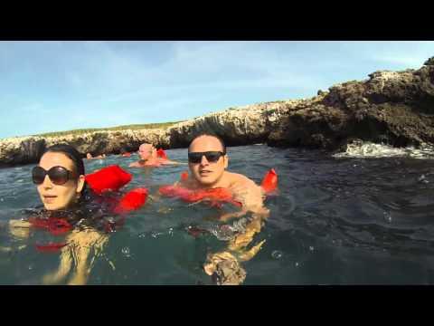 Puerto Vallarta Islas Marietas Gopro