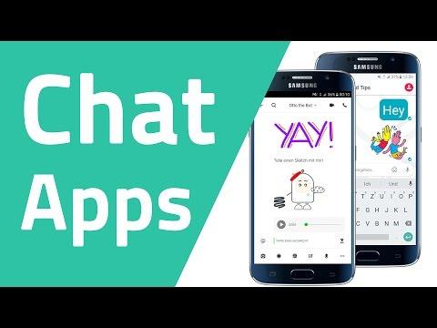 WhatsApp Konkurrenten: Top 5 Messenger Apps!