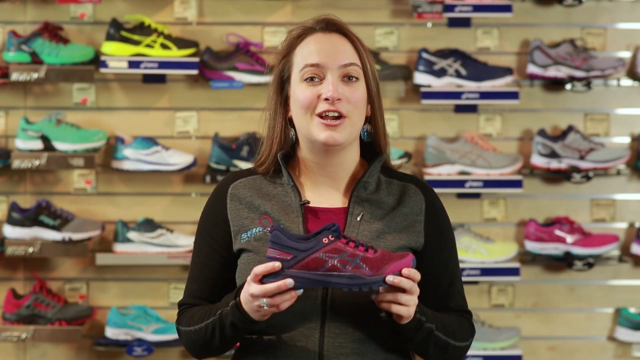 Introducing the NEW ASICS Gecko XT Trail Shoe