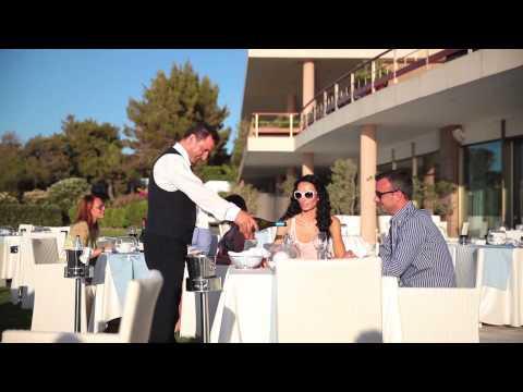 Il Tramonto Restaurant - Astir Palace Resort, Athens