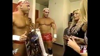 720pHD: WWF Raw 02.04.02: Torrie Wilson, Stacy Keibler, Billy & Chuck
