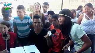 LOS GUAYOS TV ECOAVENTURA 2014 CANCHA TECHADA DEL SECTOR ANTONIETA DE CELLI