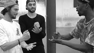 Unsanctioned Battle | Torey Pudwill vs. Matt Berger vs. Aquil Brathwaite