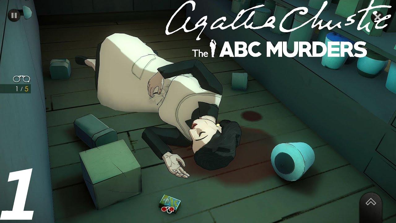 Agatha Christie: The ABC Murders Walkthrough Part 1 - Tobacco Shop Murder