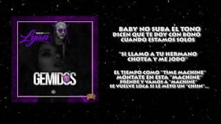 Gemidos - Lyan El Palabreal (LETRA)