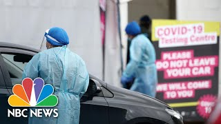New Zealand Places Biggest City On Lockdown After Four COVID-19 Cases Confirmed | NBC News NOW