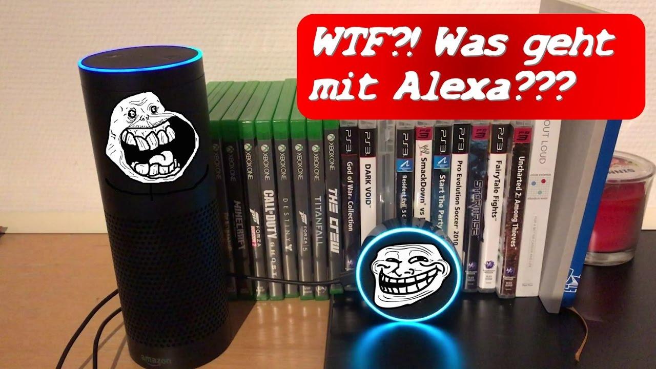 Alexa Playlist Befehle