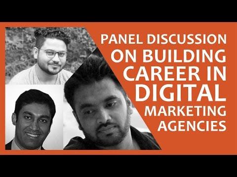 Panel Discussion on Building Career in Digital Marketing Agencies | Digital Vidya Webinar