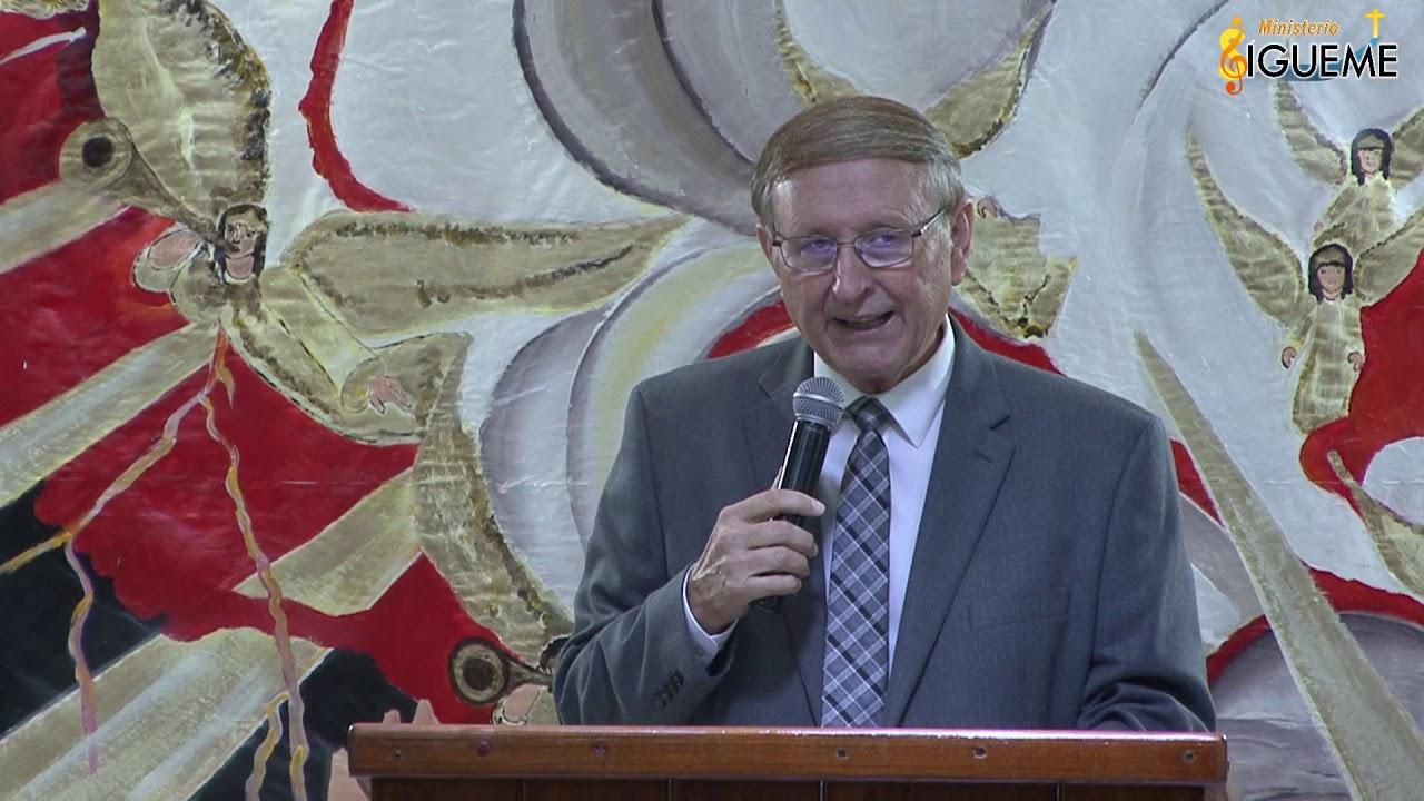5/8 El juicio de Jesus | Pr Esteban Bohr