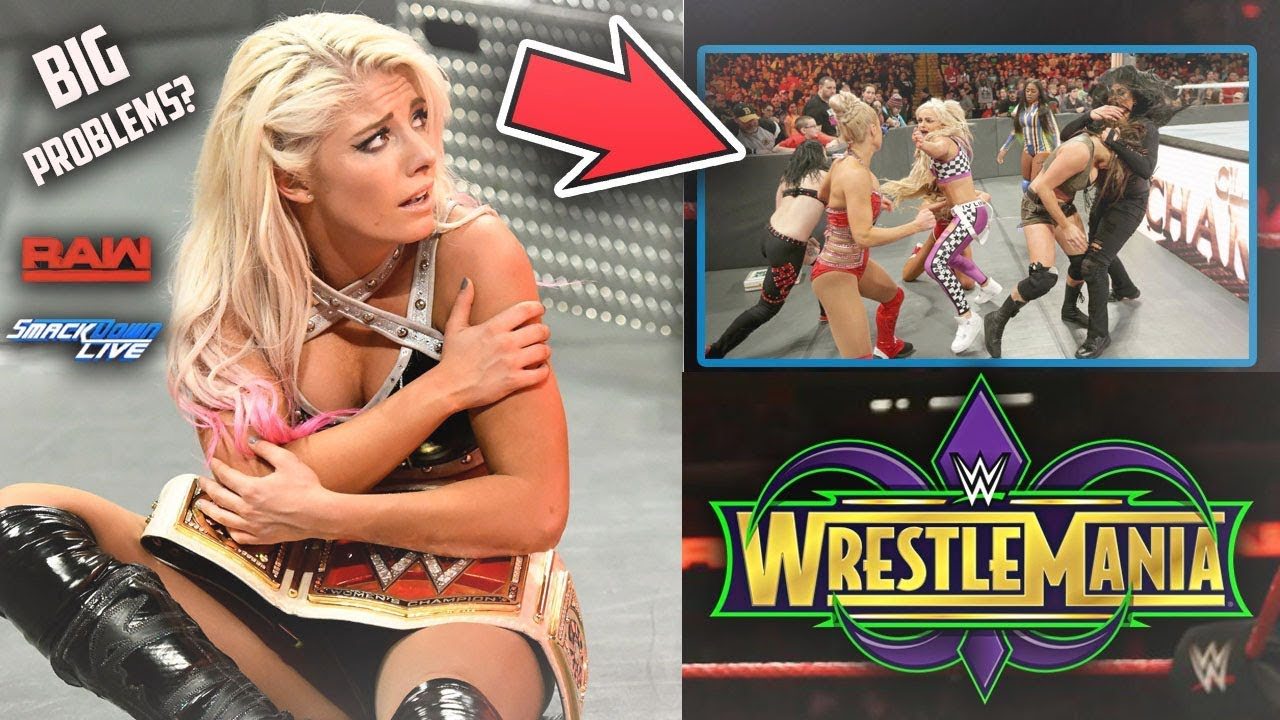 WWE FANS OUTRAGED WITH WWE DUE A HUGE WRESTLEMANIA PROBLEM (WWE RESPONDS)