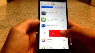 How to uninstall apps from iPhone This video also answers some of the queries below: How to uninstal.