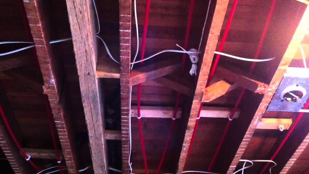 s f pre wire for a complete control4 home automation 6 13 11 youtube pre wiring for home automation [ 1280 x 720 Pixel ]