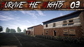 Survive The Nights #03 | Feuerholz sammeln  | #STN Let's Play Gameplay Deutsch thumbnail